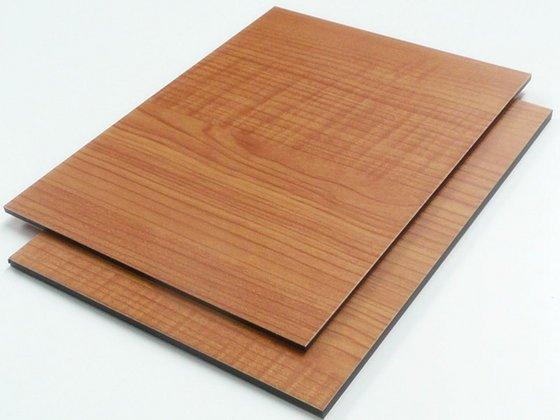 Wood Finish Aluminium Composite Panel Aluminobond