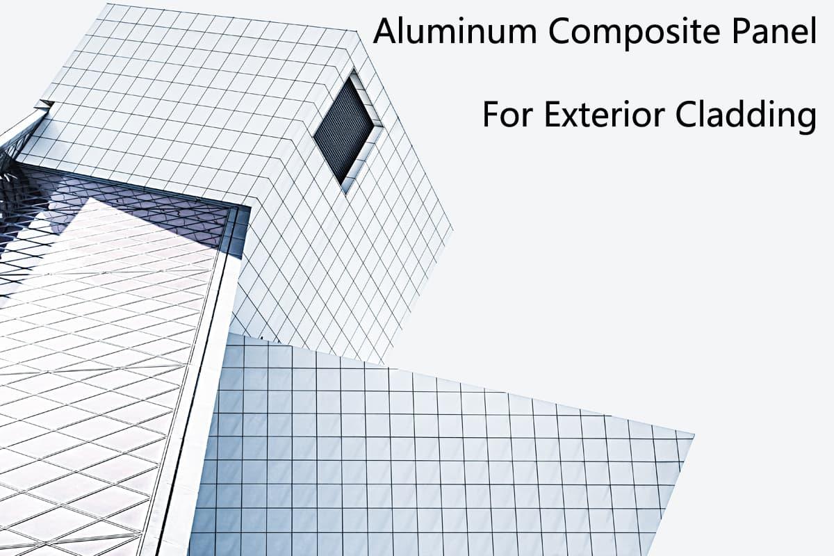 Aluminum Composite Panel For Exterior Cladding